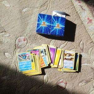 288 pokemon cards random lot